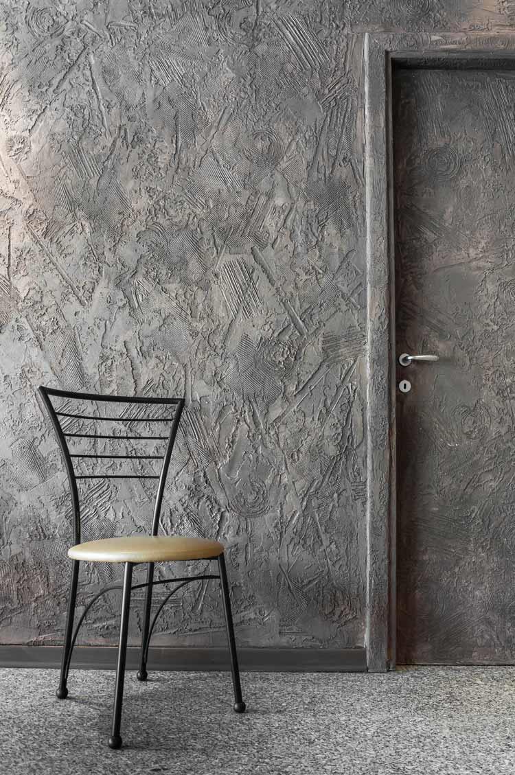 Volta mantovana resine a parete per interior design for Vernice muro