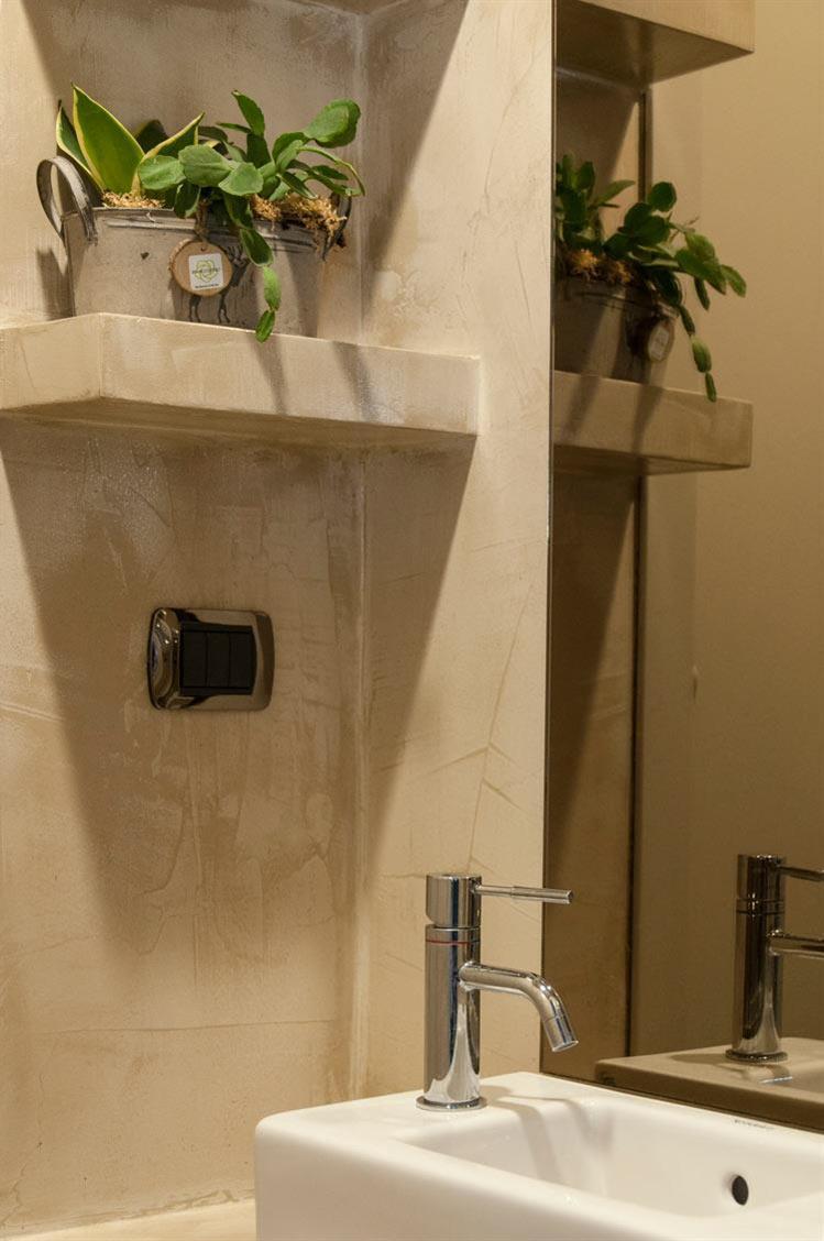 Rivestimenti Per Bagno In Resina scopri. parete in resina spatolata bagno. applicazione
