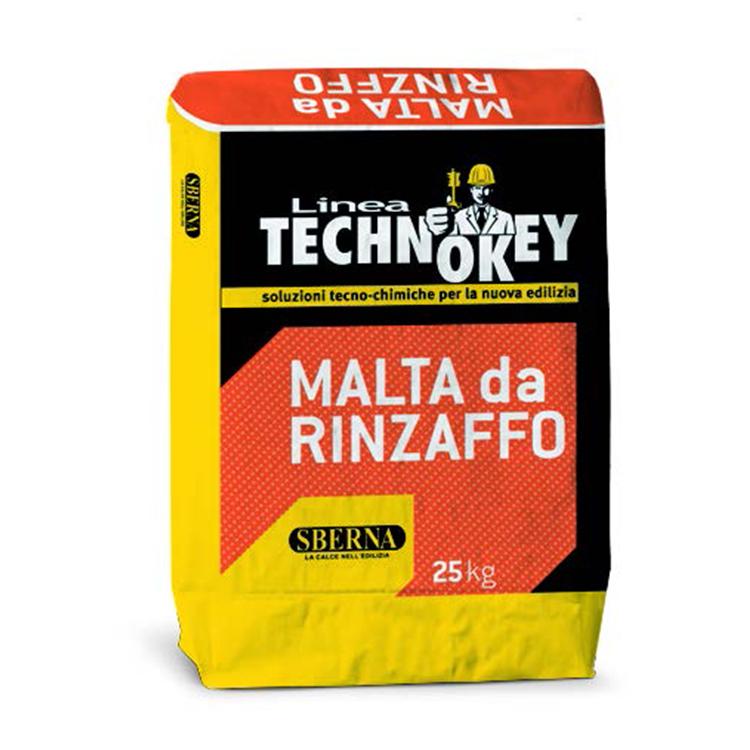 Malta per rinzaffo