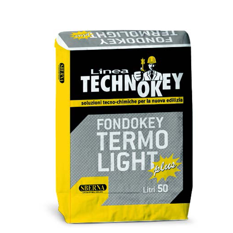 Fondokey termolight plus