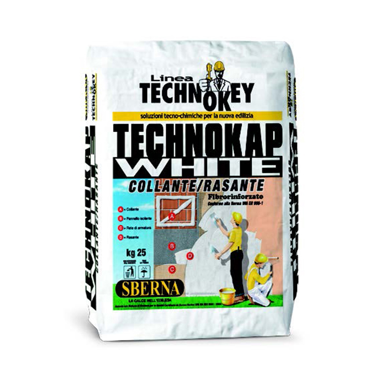 Technokap white